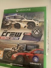 XBOX ONE-THE CREW: ULTIMATE EDITION XBOX ONE GAME