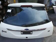 FORD FOCUS TAILGATE LR, HATCH, NON SPOILERED TYPE, 10/02-06/05