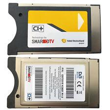 SMARDTV CI+ Modul für Kabel Deutschland, Vodafone D03 D08 Karten R1.0 -Gelb