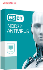 Eset NOD32 Antivirus 1 PC 1 Anno Licenza digitale