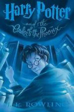 Harry Potter and the Order of the Phoenix by J.K. Rowling 2003 HARDCOVER