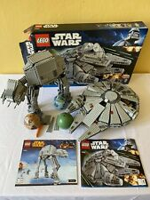 Lego Star Wars 7965 Millennium Falcon 75054 AT AT