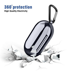 For Samsung Galaxy Buds 2019 Portable Earphone Case Plating TPU Protection Cover