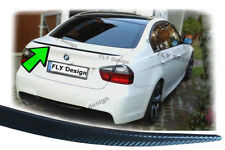 für BMW 3 Series E90 F30 tuning spoiler CARBON look rear spoiler SLIM lip tail f