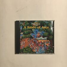 A TASTE OF ASIA ~ COMP ~ GAMELAN ~ BALI & MORE ~ CD