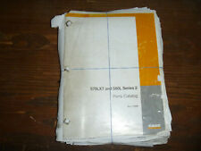 Case 570lxt 580l Series 2 Two Ll Backhoe Loader Parts Catalog Manual Bur 7 3342