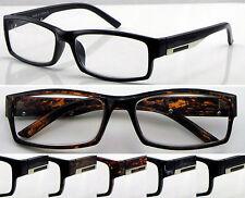L221 Trendy Design Reading Glasses/Metal Hinges & Classic Shape Unisex Style ^^
