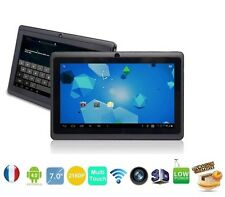 Tablette Tactile 7 Pouces ANDROID 4.1 WIFI 3G DUAL Caméra 4GB 9 10 GOOGLE PLAY