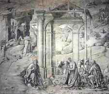 Metal Sign Francesco Di Giorgio Martini Nativity 1488 A4 12x8 Aluminium