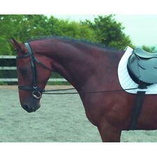 Shires Equestrian Elastic Horse Riding Training Reins