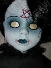 "Living Dead Dolls MEZCO 2003 Exclusive 18"" HANDMADE PORCELAIN ABIGAIL CRANE"