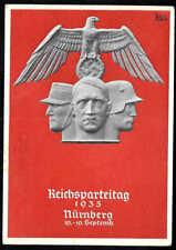 German WWII WW 2 3rd Reichunusedpost card 1935