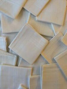 Stoff Taschentücher Unbenutzt 22 Stück Nie Benutzt Verschiedene Muster