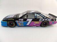 New 1995 Action 1:24 Diecast NASCAR Geoff Bodine Exide Thunderbird Custom Donor