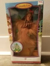 The Wizard of Oz Cowardly Lion - Ken Doll - Barbie Collector - Pink Label New