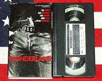 Wonderland (VHS, 2003) Val Kilmer, John Holmes, Lisa Kudrow, Kate Bosworth