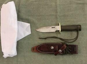 Randall Made Knife Non Catalog Model Combat Companion New NR