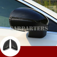 For Benz A-Class W177 Carbon Look Rearview Mirror Frame Trim Cover 2019-2020