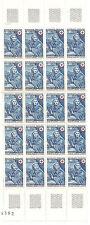 YVERT N° 1620  x 20 CROIX ROUGE 1969 TIMBRES DE FRANCE Neufs **