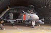 McDonnell Phantom FG.1 111 Squadron RAF Leuchars Aircraft Painting Art Print