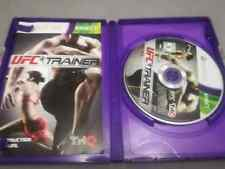 UFC Personal Trainer Kinect  (Microsoft Xbox 360, 2011, DVD-Box) TOP Zustand