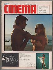 NEW CINEMA # 7/1971 christina lindberg katia christine jane garrett heidy bohlen