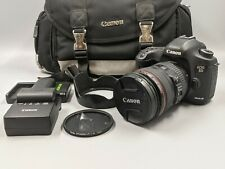 Canon EOS 5D Mark III DSLR Full Frame Camera with EF 24-105mm f/4 L IS USM Lens