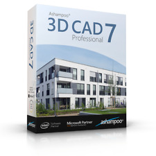 Ashampoo 3D CAD Professional 7 -lebenslange Volllversion Download !