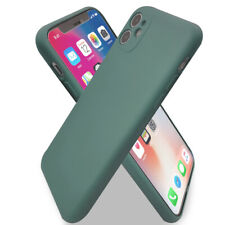 Case For iPhone XR 12 11 Pro Max XS X 8 7 6 Plus SE 2 Shockproof Silicone Cover
