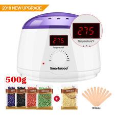 Smartwood Wax Warmer Heater Pot Machine 500g Hard Wax Beans Hair Removal Stick