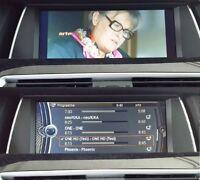 BMW TV DVB-T2 NACHRÜSTUNG F10 F11 F30 F20 E60 E61 E70 E71 E84 E87 E90