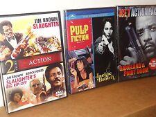 Pulp Fiction / Jackie Brown / Gangland / Point Doom / Slaughter / Big Rip-Off...