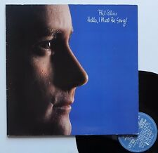 """LP Phil Collins  """"Hello, I must be going !"""" - ("""