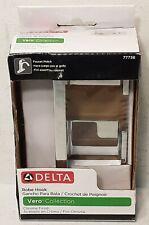 Delta Vero Double Towel Hook in Chrome(N)
