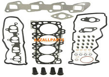 FOR NISSAN NAVARA D22 2.5TD 04 05 06 07 08 CYLINDER HEAD GASKET KIT SET 2488CC