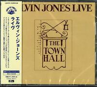 ELVIN JONES-LIVE-JAPAN CD Ltd/Ed C65