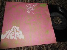 "THE HERD Paradise lost/Ven cree en mi 7"" 1968 Fontana SPAIN psych SPANISH editio"