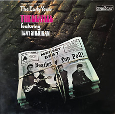 THE BEATLES FT TONY SHERIDAN - THE EARLY YEARS (LP) (G/G)