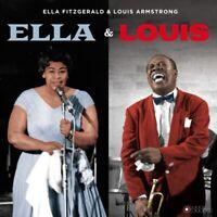 ELLA & ARMSTRONG,LOUIS FITZGERALD - ELLA & LOUIS   VINYL LP NEU
