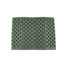 Thermo Pillow Cushion Stadium Seat Pad Olive Folding Fishing Fold Compact