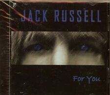 JACK RUSSELL - FOR YOU - CD - NEW