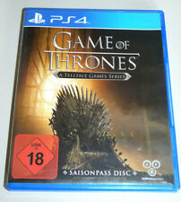 GAME OF THRONES: A TELLTALE GAMES SERIES (PlayStation 4) PS4 DEUTSCH