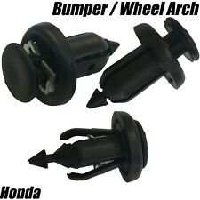 50x CLIPS FOR HONDA Accord Civic CRV Jazz BUMPER WHEEL ARCH LINING SPLASHGUARD