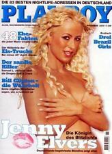 Playboy 11/2000  Jenny Elvers
