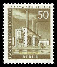 EBS West Berlin 1956 Berlin Townscapes - 50 Pfennig - Michel 150 MNH**