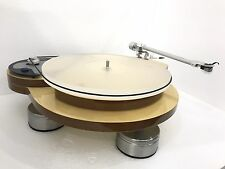 ROKSAN RADIUS 5 High End Turntable With DENON Moving Coil Cartridge DL-103R New