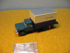HO 1/87  CMW CUSTOM 1960 S  FORD US MAIL DELIVERY VAN TRUCK  ''ONE OF A  KIND''
