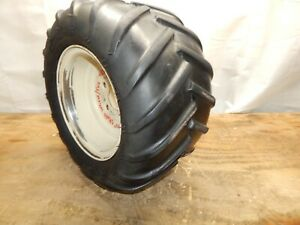 Grasshopper 722 Diesel Zero Turn Mower- Drive Wheel Tire (Bar) 483420, 482483