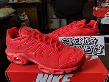 Nike WMNS Air Max Plus Tuned TN Light Crimson Red Black White AV8424-600 Womens
