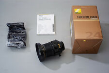 Nikon PC-E Nikkor 24mm f/3.5D ED Fixed Focus MANUAL Tilt-Shift Lens